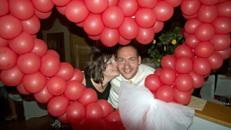 Luftballondekorationen, Eventdekorationen