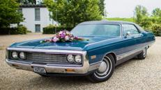Chrysler New Yorker von 1970  Traumhafter amerik. Straßenkreuzer für Ihre Hochzeit