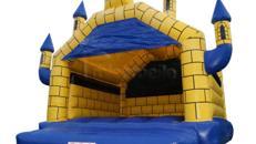 Riesen Hüpfburg mit Dach 5x6m