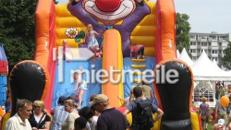 Clown Rutsche