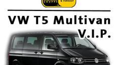 7 sitzer Van,VIP Ausstattung, VW Multivan Highline