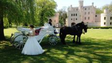 Exklusive Hochzeitskutschen für Mitteldeutschland