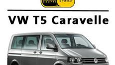 9 sitzer Van, Transporter VW Caravelle Classic