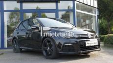 VW Golf R mieten : VW Golf R Mietwagen : VW Golf R