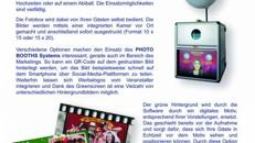 Photobooth System, mieten