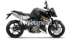 KTM DUKE 990 black