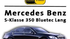 S-Klasse Mercedes Benz 350 Bluetec