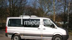 """Der """"große"""" Kleinbus für 9 Personen + Gepäck, AHK"""