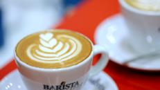 Barista Express-Kaffeecatering auf Messen & Events