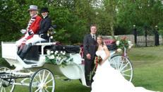Hochzeitskutsche NRW + Niedersachsen