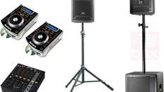 JBL-Musikanlage mit 4500Watt