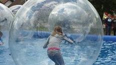 Aqua Balls / Zorbing / Wasserball inkl. Betreuung