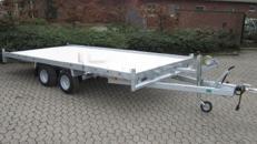 PKW Transporter und Universal Transporter Anhänger