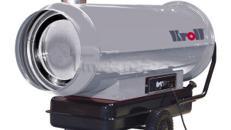 Mietgerät Kroll Ölheizung mit 52 KW