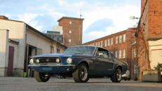 Ford Mustang Fastback 1968 GTA390 - der Männertrau