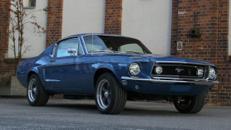 Ford Mustang Fastback 1968 GTA390 -der Männertraum