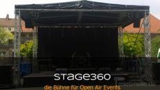Bühnendach 6,0m x 8,0m
