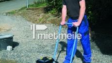 Rüttelplatte, Rüttler, Vibrationsplatte 66 kg