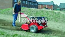 Profi Gartenfräse, Bodenfräse hydraulisch 60 cm