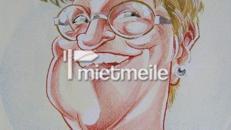 Schnellzeichner Georg Greiwe