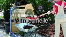 Sieb, Rollsieb, Kompostsieb 230 V