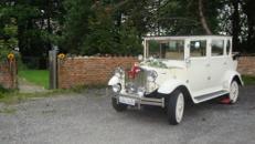 "Hochzeitsauto Oldtimer ""Imperial"""