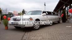 Lincoln Towncar der absoluten Oberklasse