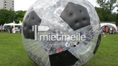Zorb - Riesenlaufball mieten