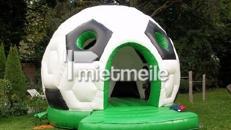Fußball Hüpfburg