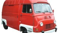 Mobile Kaffeebar /Renault Estafette/ Catering/ Event/ Messe/ Party/ mobile/ oldtimer