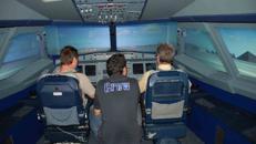 Airbus A320 Cockpit/ Simulation/ Simulator