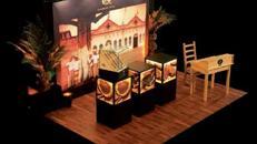 kleine Cigarr-Lounge mit Connaisseur / Messe / Event