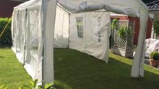 Pavillon - Zelt/ Festzelt 3 x 6