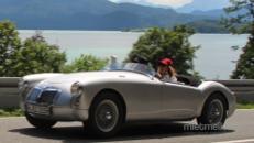Oldtimer / MG / Type A 1500 / Sportwagen / Klassiker / Auto