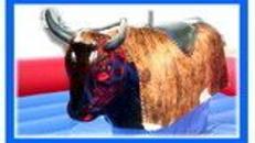 Rodeo Bullriding >Ob Dose, Auspuff oder Bulle, ganz nach Ihrem Mietwunsch!
