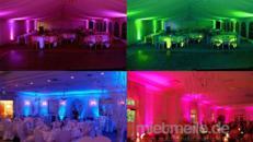 LED Scheinwerfer, Floorlight für Ambientelicht