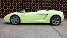 Lamborghini Gallardo Spyder, Lamborghini, Sportwagen, Caprio