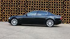 Maserati Quattroporte, Maserati, Sportlimousine, Sportwagen, Limousine