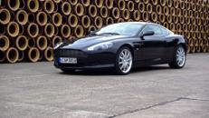 Aston Martin DB9, Aston Martin, DB9, Sportwagen