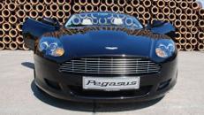 Aston Martin DB9 Volante, Aston Martin, DB9, Sportwagen, Volante, Cabrio