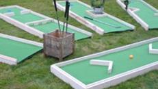 Minigolf Parcours
