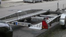 Autotransporter Zgw 2500 kg