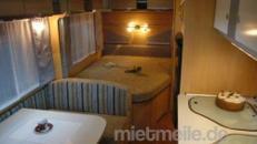 Familien - Wohnwagen LMC 520 K, 5-6 Schlafplätze