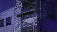 Gerüst Fahrgerüst für Außenbereich bis 7 m