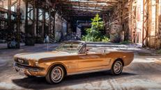 Oldtimer Ford Mustang Cabrio, V8, Bj. 1966