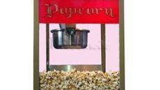 Popcornmaschine 4oz Profigerät inkl. Reinigung