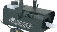 Schaummaschine / Schneemaschine ADJ Snow Flurry