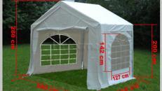 Zelt - Pavillon - Gartenzelt 3 x 2 m - 6 m²