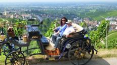 AAGLANDER-Motorkutsche für Ausflugsfahrten