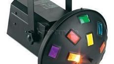 Party- Scheinwerfer bzw. Lichteffekt Eurolite Z 20